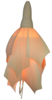 Wawa lamp, new design lamp in wood from the touchable collection