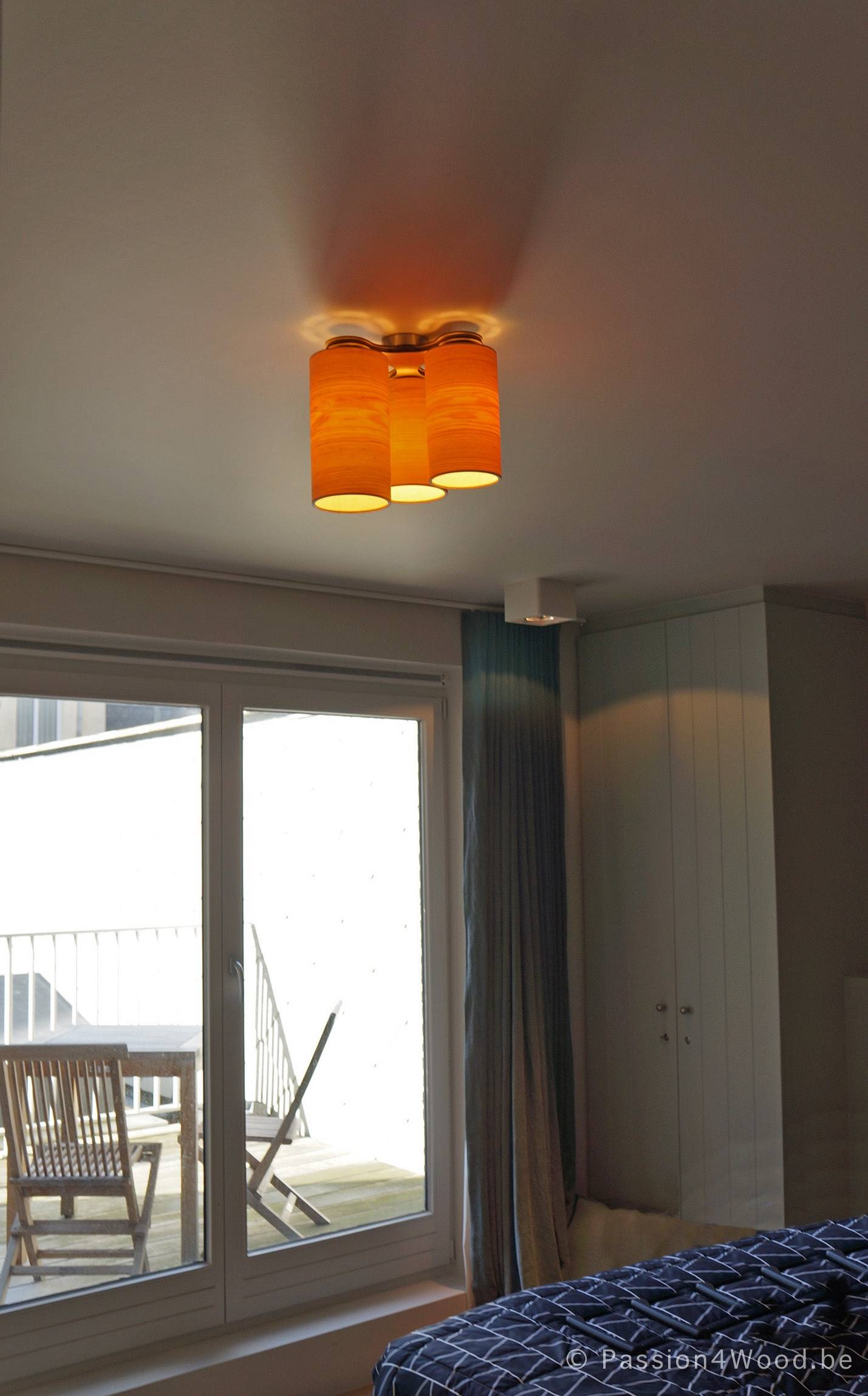 Carillon ceiling lamp