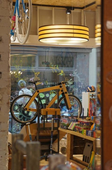 Gino Bike shop in Oostende