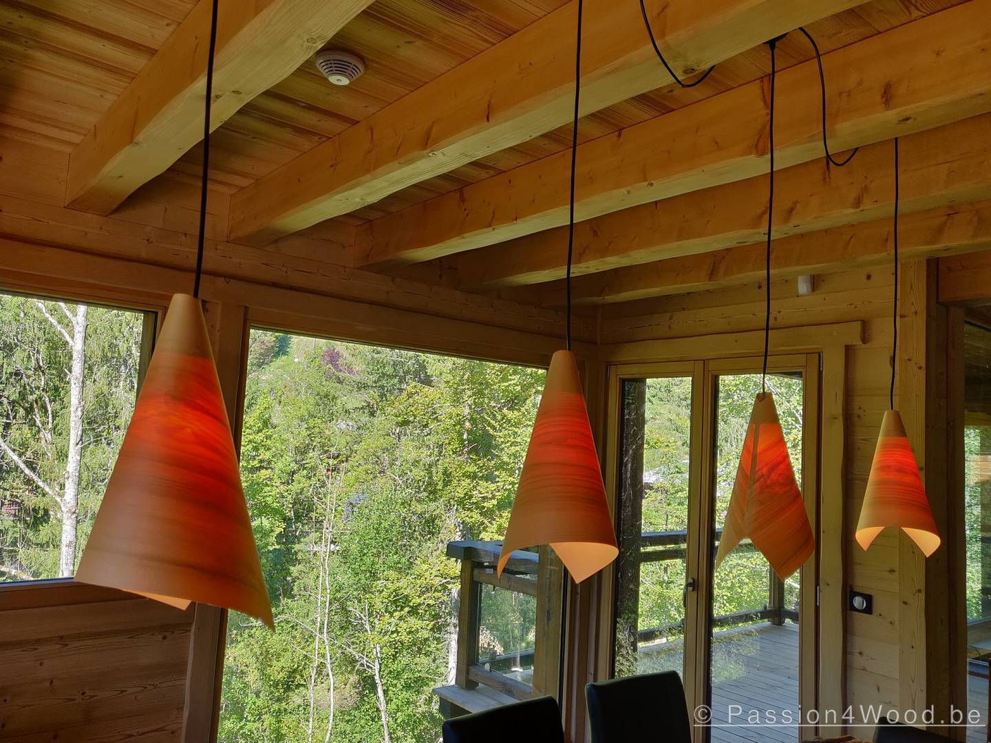 Lampyridae ash wood lamp