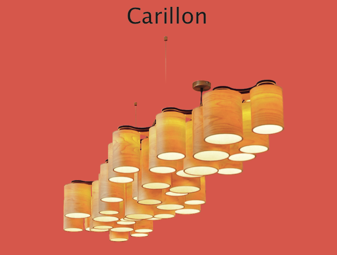 Passion 4 wood Product folder Carillon bespoke lighting 2020